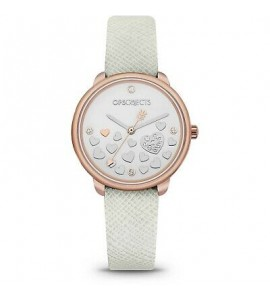 Orologio solo tempo donna Ops Objects Ops!Bold Lovely similpelle opspw-658