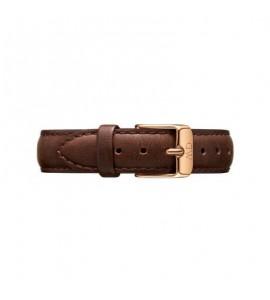 Cinturino Daniel Wellington Classic Petite Bristol 14 mm Rose Gold DW00200141