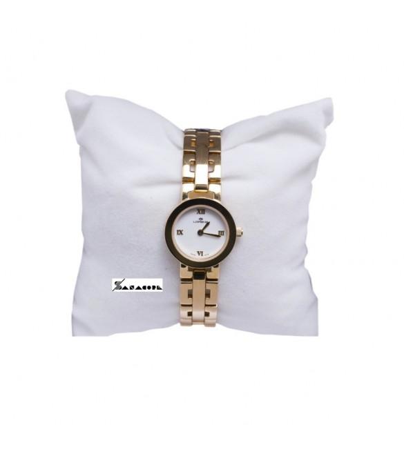 Orologio solo tempo Donna Lorenz Dorato 21936bo