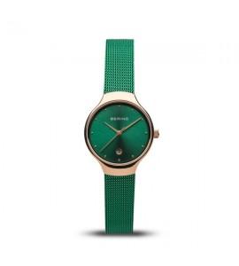 Orologio solo tempo donna Bering Classic maglia milanese 13326-868