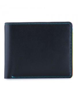Portafoglio uomo Mywalit standard Black Pace Standard Wallet w/Coin Pocket e RFID 1434-4