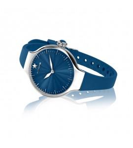 Orologio solo Tempo Donna Hoops Nouveau Cherie Blu 2634l-s05