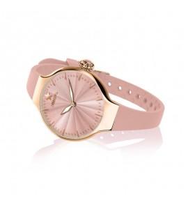 Orologio solo Tempo Donna Hoops Nouveau Cherie Gold Rosa 2634l-yg06