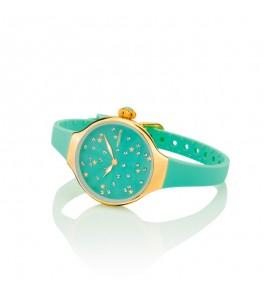 Orologio solo Tempo Donna Hoops Nouveau Cherie Gold Rose Tiffany 2639lg-06
